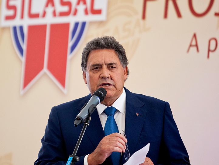 Álvaro dos Santos Silva, Presidente do Conselho de Administração da Sicasal