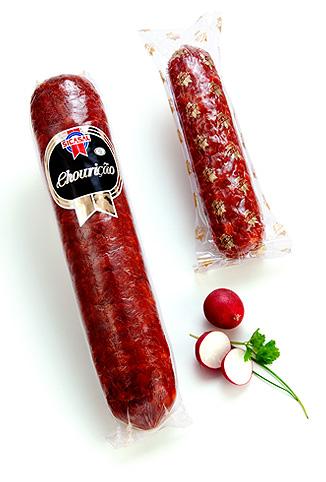 Big smoked sausage