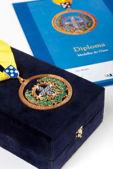Medalha de Ouro da AIP